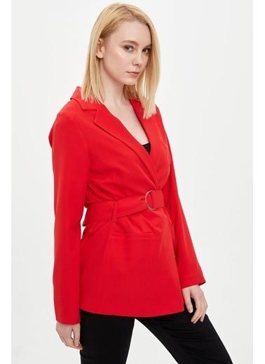 DeFacto Ceket Kırmızı